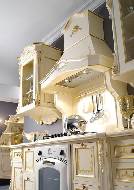 Cucine in stile barocco ~ Decora la tua vita