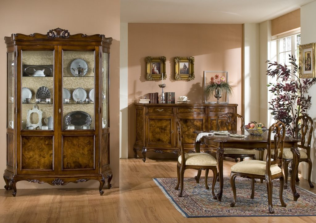 "Living room Barocco ""liscia"""