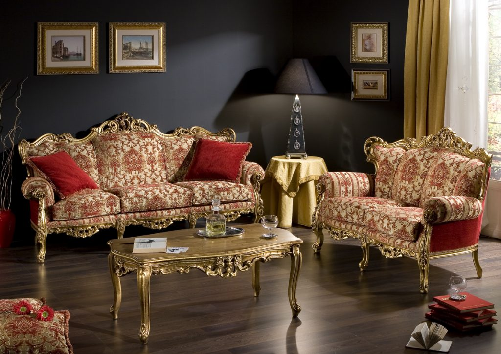 "Living Room ""Baroque"""