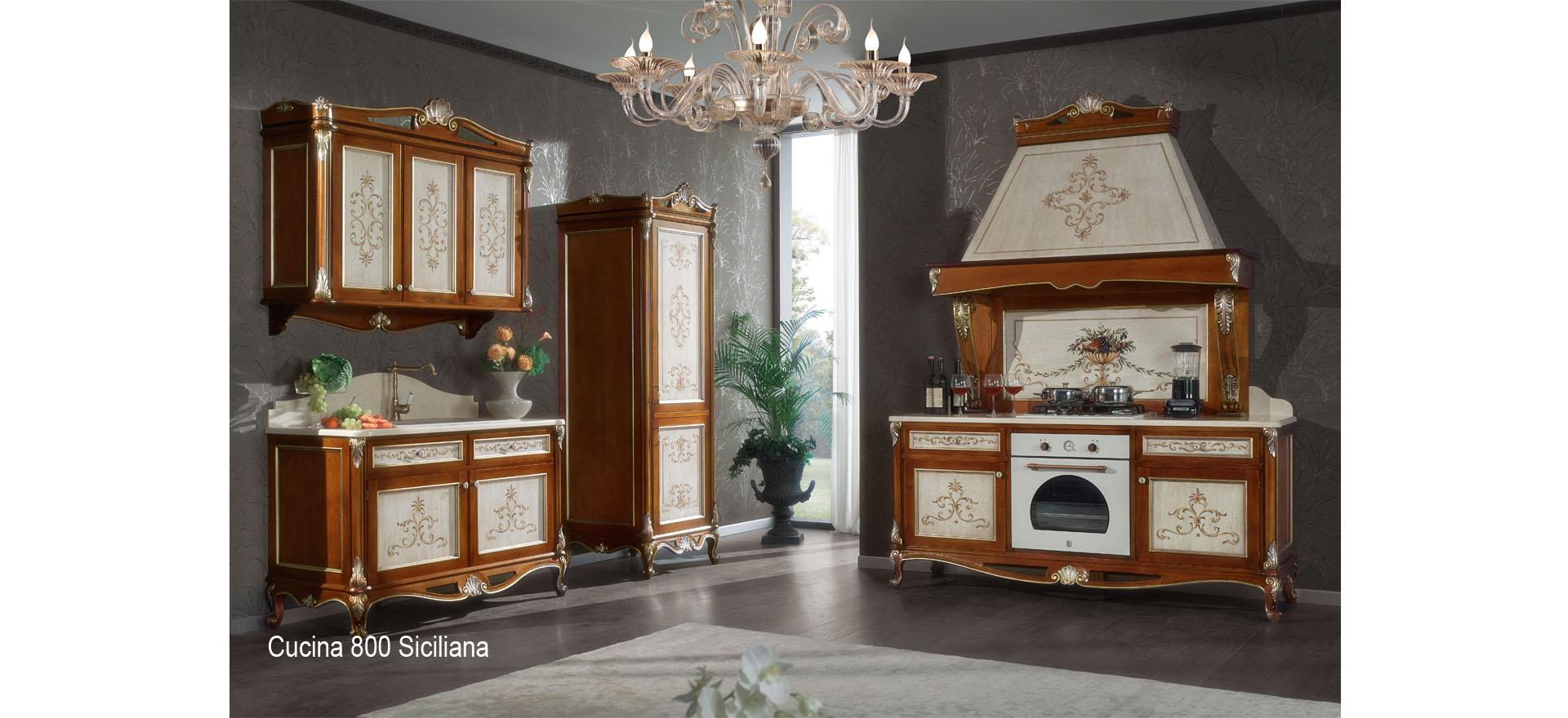 cucina 800′ Siciliana-art-